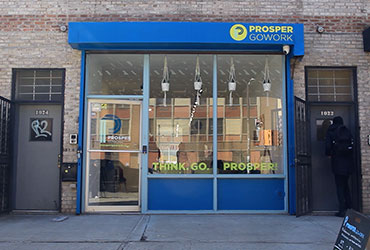 Prosper Gowork Virtual Tour